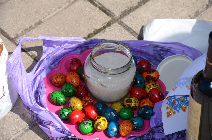 Мариупольцы празднуют Светлое Христово Воскресение (ФОТО+ВИДЕО), фото-22