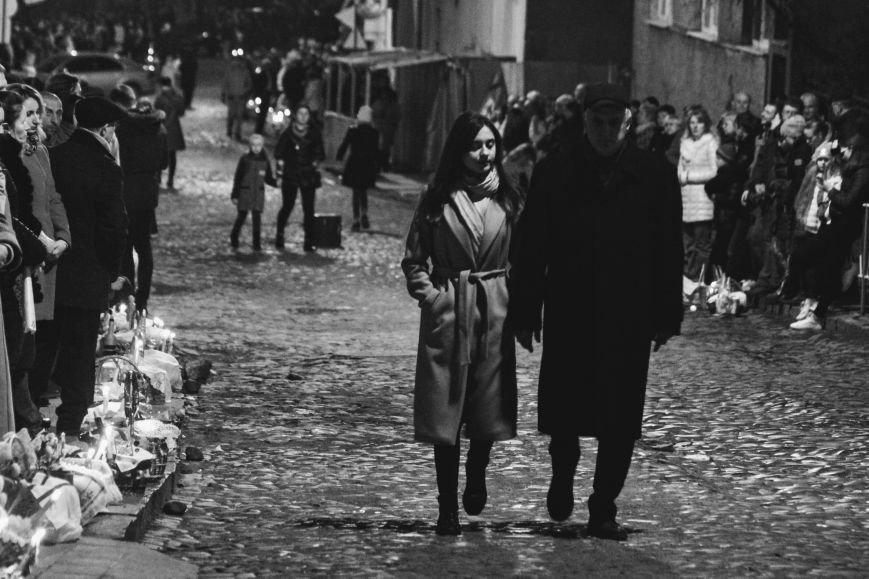 Як ужгородці святили паски у Кафедральному соборі: фоторепортаж, фото-12