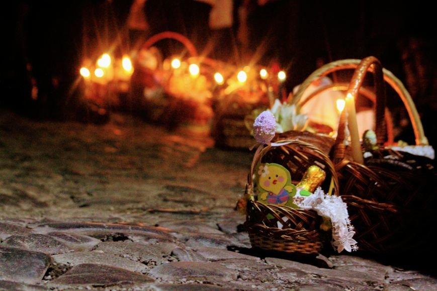 Як ужгородці святили паски у Кафедральному соборі: фоторепортаж, фото-1