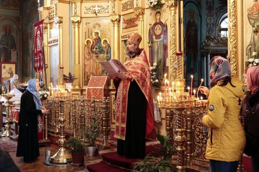 Пасхальное Богослужение в Спасо-Преображенском соборе, Никополь, фото-5