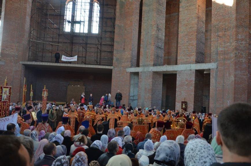 Крестный ход в Мариуполе таки состоялся (ФОТО+ВИДЕО), фото-2