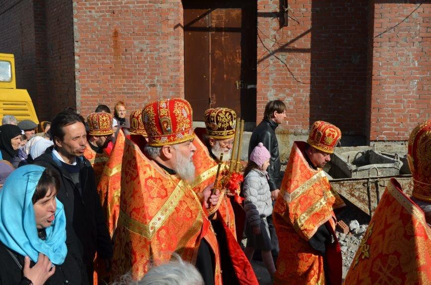 Крестный ход в Мариуполе таки состоялся (ФОТО+ВИДЕО), фото-13