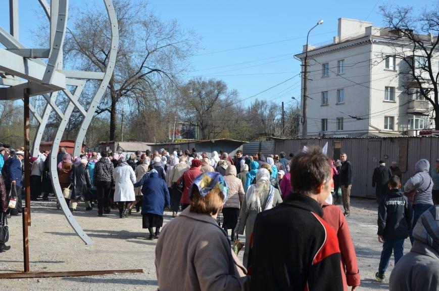 Крестный ход в Мариуполе таки состоялся (ФОТО+ВИДЕО), фото-15
