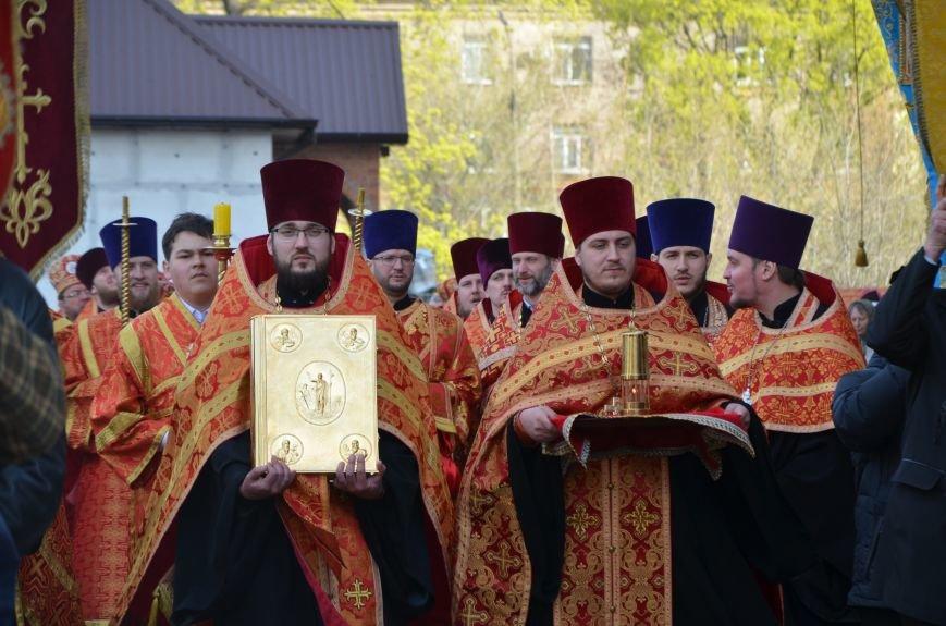 Крестный ход в Мариуполе таки состоялся (ФОТО+ВИДЕО), фото-8