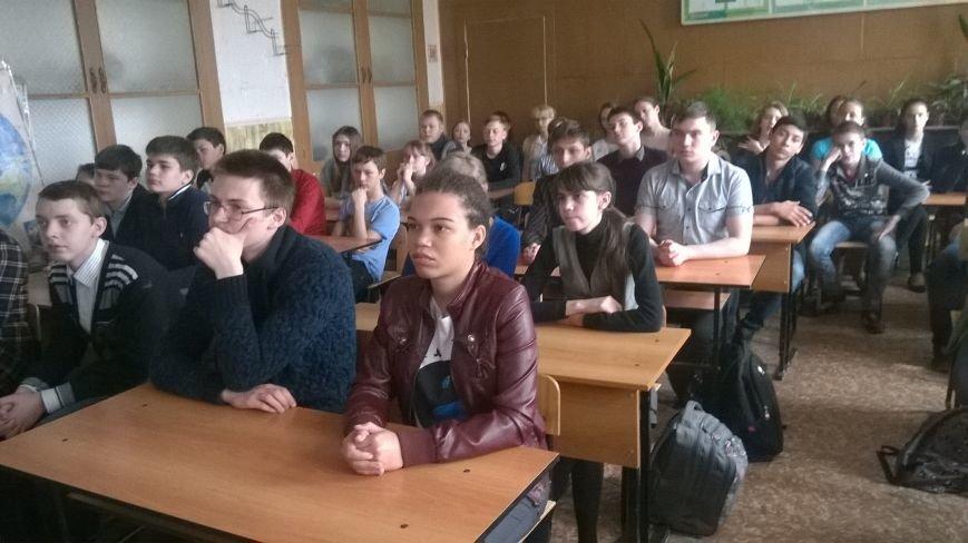 Школьникам Новошахтинска рассказали о терроризме и борьбе с ним, фото-1