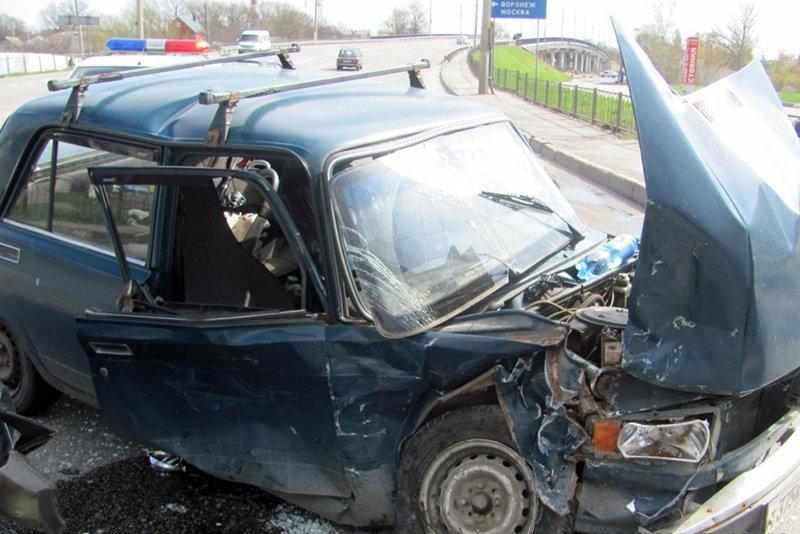 В Белгороде в ДТП пострадала полугодовалая девочка, фото-2
