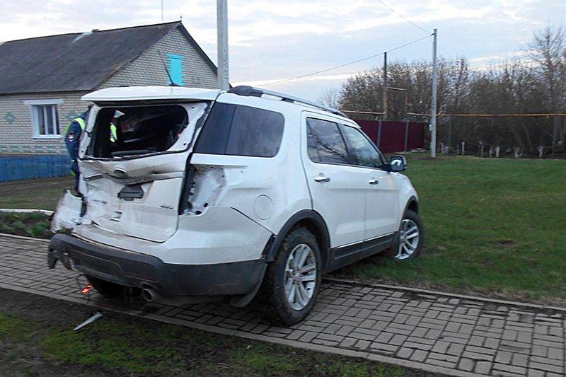 В Белгороде в ДТП пострадала полугодовалая девочка, фото-1
