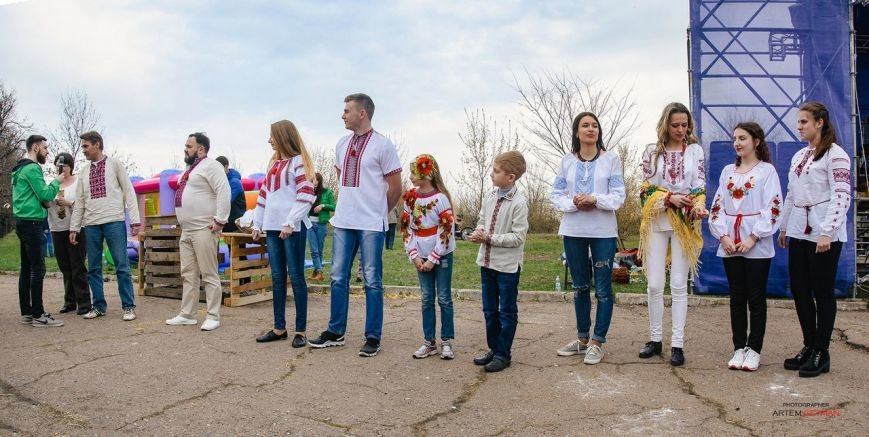 В Краматорске прошел фестиваль «Гаивки», фото-1