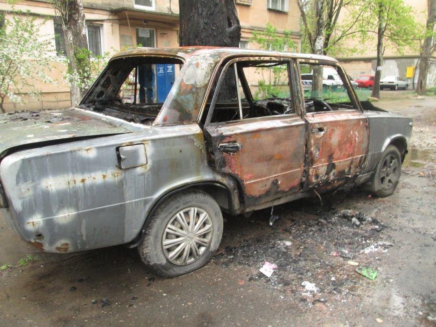 В Одессе на Черемушках горели сразу две машины (ФОТО), фото-8