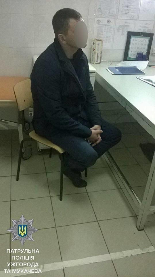 """В Ужгороді на Капушанській п'яний водій """"Пежо"""" влаштував стрілянину: фото, фото-4"""