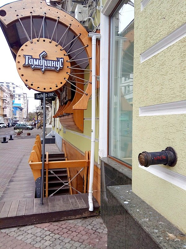 На Дерибасовской вандалы украли статую (ФОТО), фото-5