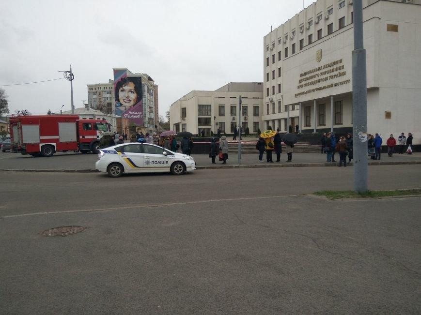 Полиция ищет взрывчатку в институте на проспекте Московском (ФОТО), фото-2
