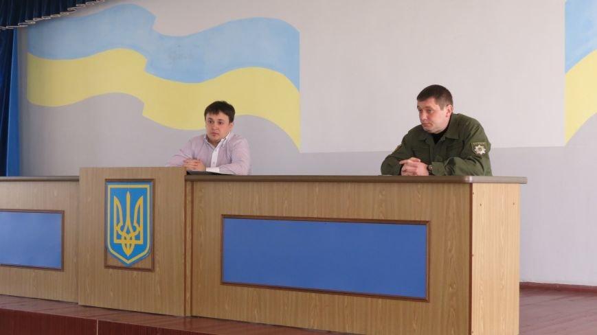 Журналист 06239 провел один рабочий день с начальником Покровского отдела полиции, фото-14