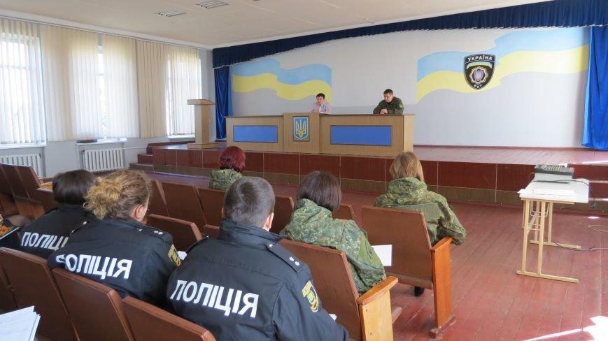 Журналист 06239 провел один рабочий день с начальником Покровского отдела полиции, фото-13