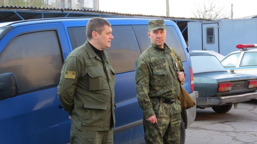 Журналист 06239 провел один рабочий день с начальником Покровского отдела полиции, фото-5