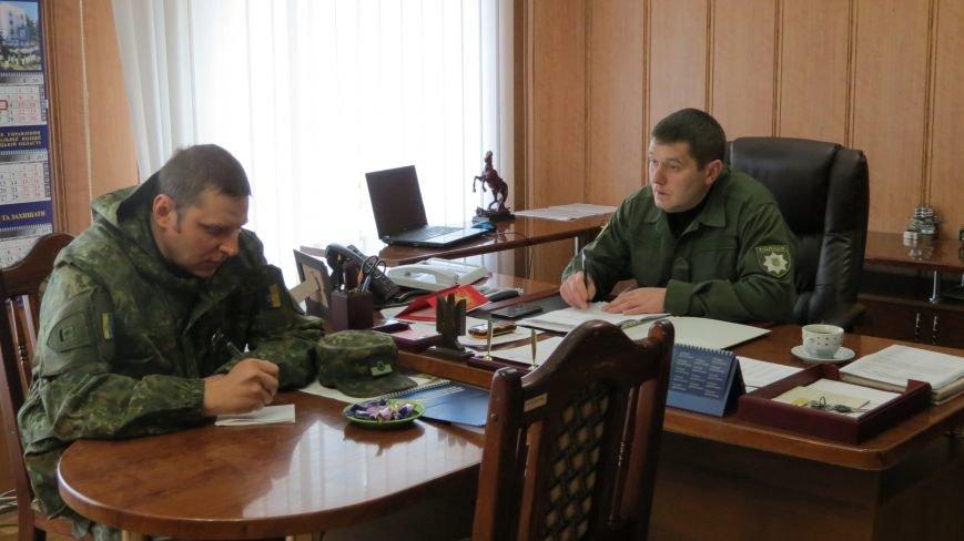 Журналист 06239 провел один рабочий день с начальником Покровского отдела полиции, фото-17