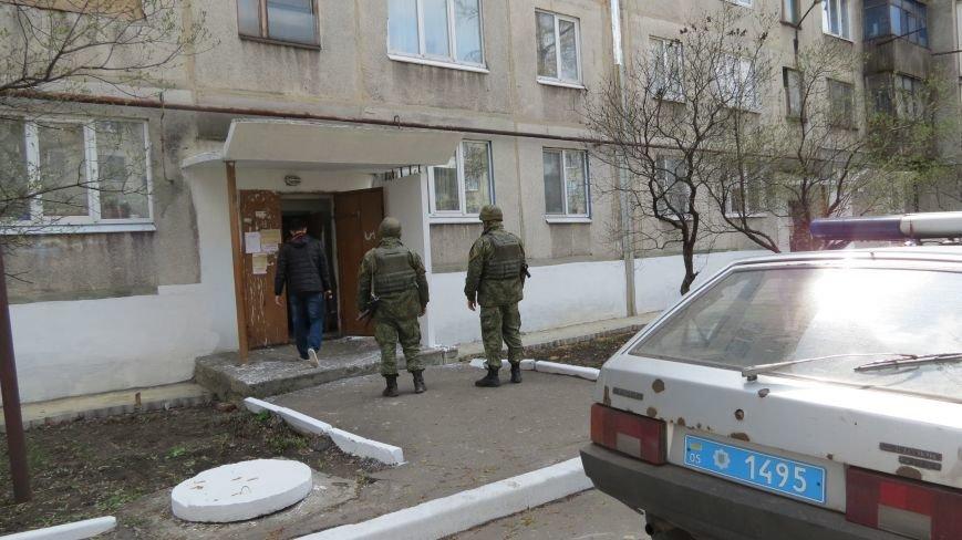 Журналист 06239 провел один рабочий день с начальником Покровского отдела полиции, фото-15