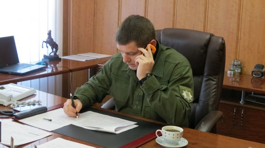 Журналист 06239 провел один рабочий день с начальником Покровского отдела полиции, фото-3