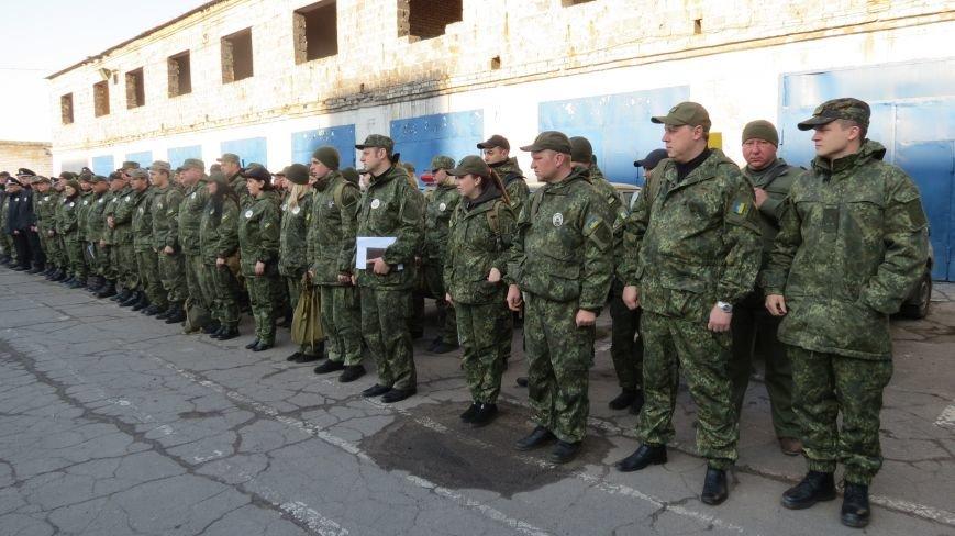 Журналист 06239 провел один рабочий день с начальником Покровского отдела полиции, фото-4