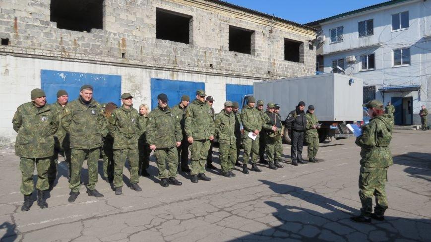 Журналист 06239 провел один рабочий день с начальником Покровского отдела полиции, фото-11