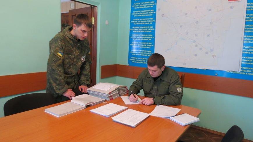 Журналист 06239 провел один рабочий день с начальником Покровского отдела полиции, фото-10