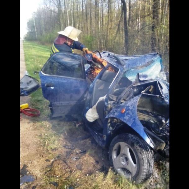 Страшне ДТП на Житомирщині. Зіткнулися два легковики, загинули п'ятеро людей, фото-1