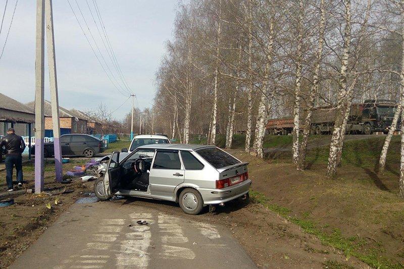 В Чернянском районе пешеход погиб, стоя около своего дома, фото-2