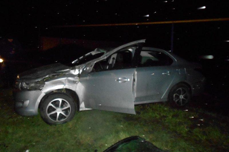 В Чернянском районе пешеход погиб, стоя около своего дома, фото-1