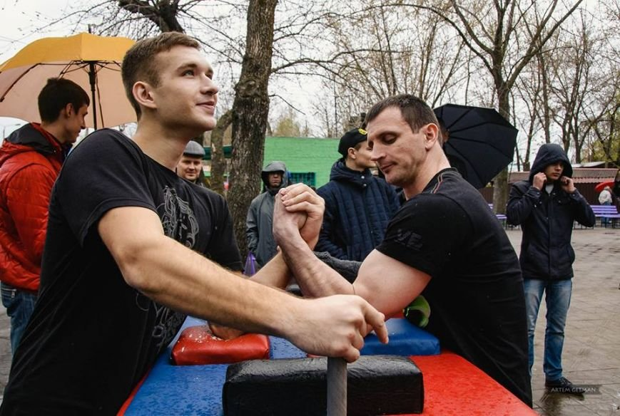 В Краматорске состоялся спортивный фестиваль, фото-3