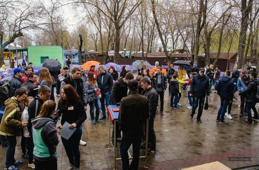В Краматорске состоялся спортивный фестиваль, фото-4