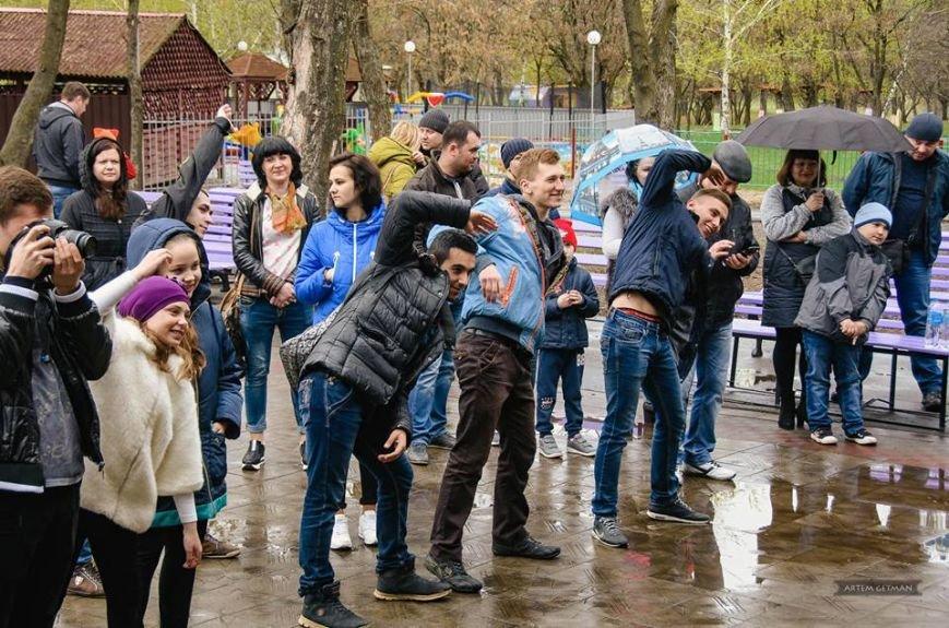 В Краматорске состоялся спортивный фестиваль, фото-5