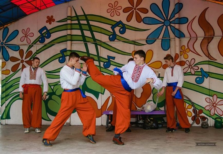 В Краматорске состоялся спортивный фестиваль, фото-6