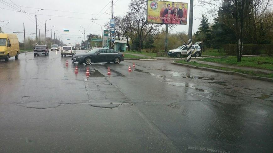 На Новом Свете в Краматорске произошло ДТП, фото-4