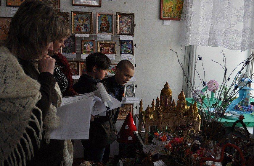 В Никополе открылась выставка «Наш поиск и творчество –тебе, Украина!», фото-4