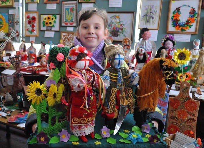 В Никополе открылась выставка «Наш поиск и творчество –тебе, Украина!», фото-2