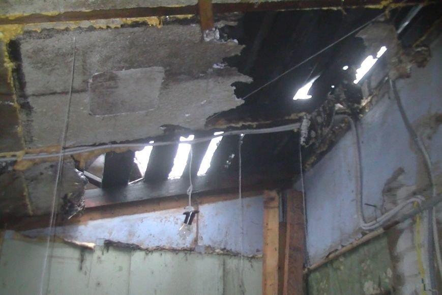 В Харькове из-за короткого замыкания загорелся жилой дом (ФОТО), фото-3