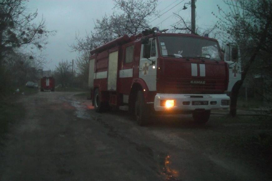 В Харькове из-за короткого замыкания загорелся жилой дом (ФОТО), фото-1