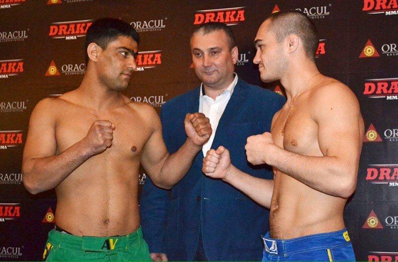 Белгородцы одержали победы на турнире по версии Draka MMA, фото-1