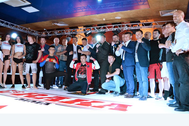 Белгородцы одержали победы на турнире по версии Draka MMA, фото-4