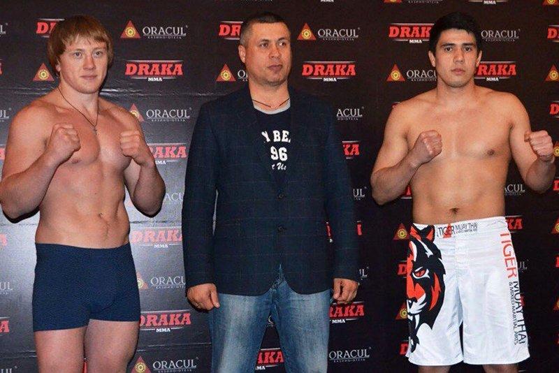 Белгородцы одержали победы на турнире по версии Draka MMA, фото-3
