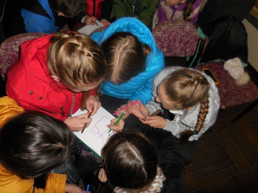 Учні ЗОШ №3 потрапили у віртуальну подорож «Із Заходу на Схід», фото-3