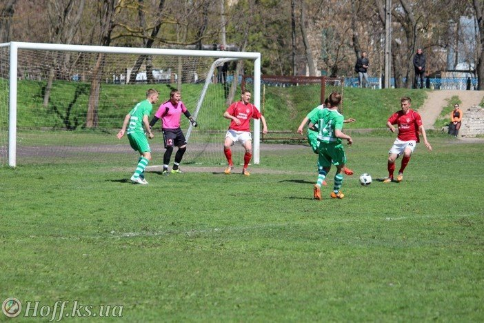 Стартовали матчи I тура чемпионата Херсонской области по футболу среди команд высшей лиги (фото), фото-3