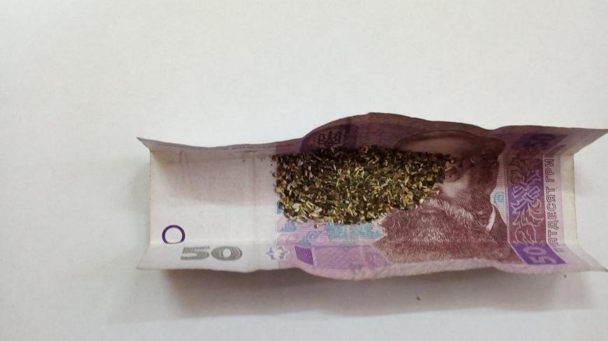 На ЮЖД служебный пес пограничников нашел у харьковчанина наркотики (ФОТО), фото-2