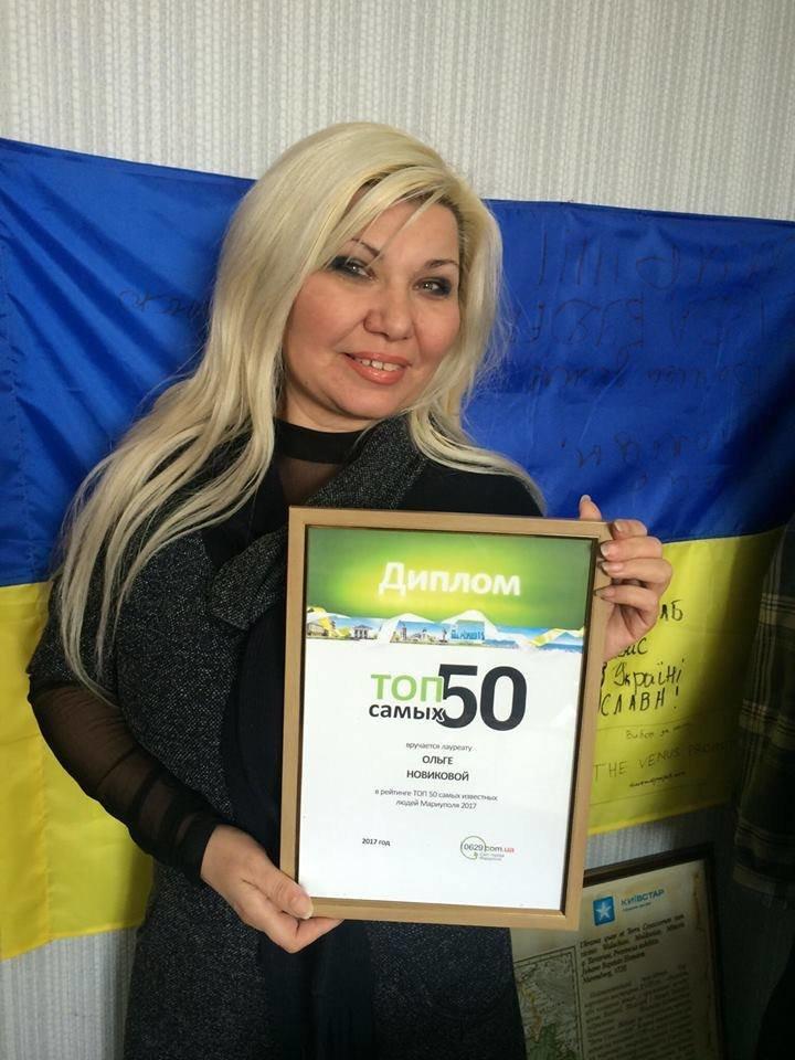 ТОП-50 самых известных мариупольцев: победителям вручили дипломы (ФОТО), фото-10
