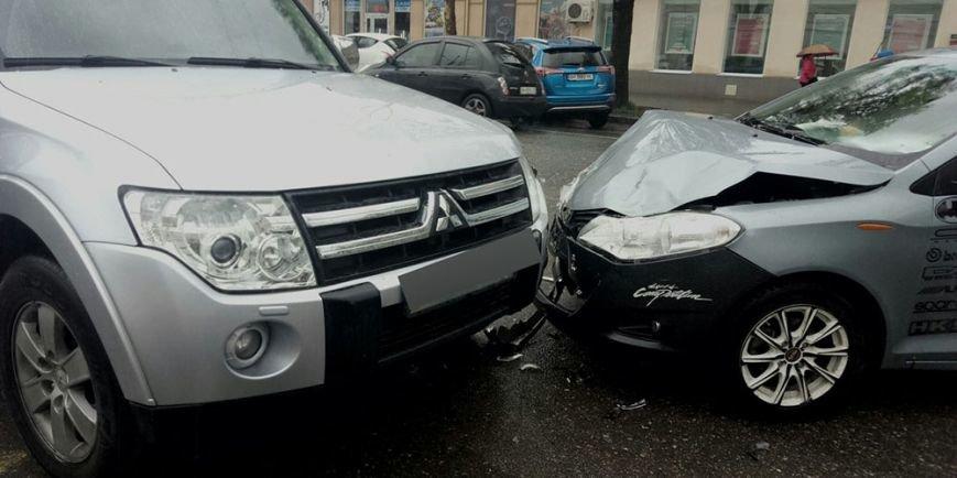 Масштабная авария в центре Одессы: есть жертва (ФОТО), фото-3