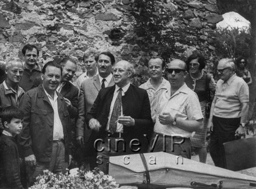 """Як на руїнах Невицького замку 45 років тому давав концерт 5-разовий лаурет """"Ґреммі"""": фото, фото-2"""