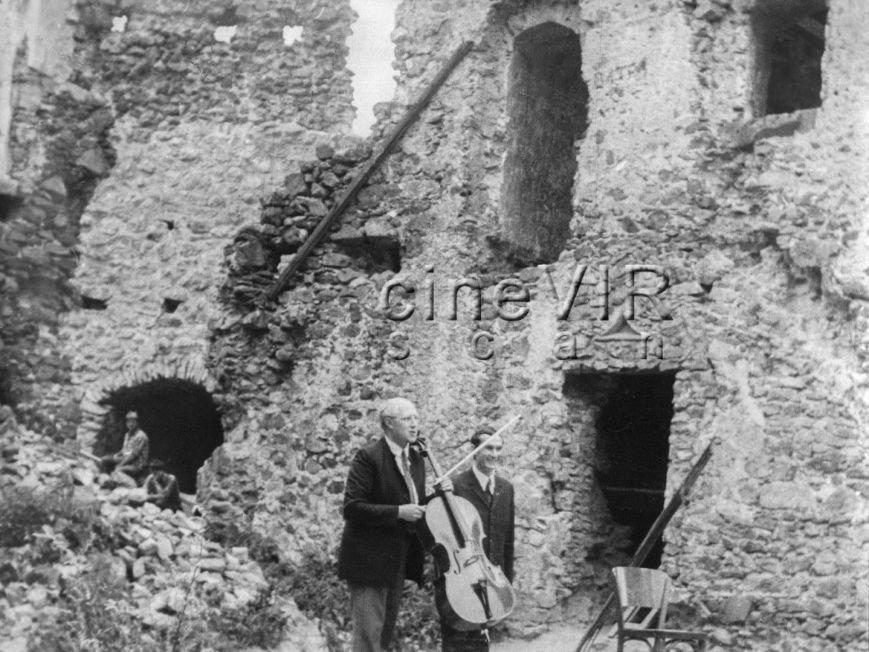 """Як на руїнах Невицького замку 45 років тому давав концерт 5-разовий лаурет """"Ґреммі"""": фото, фото-3"""