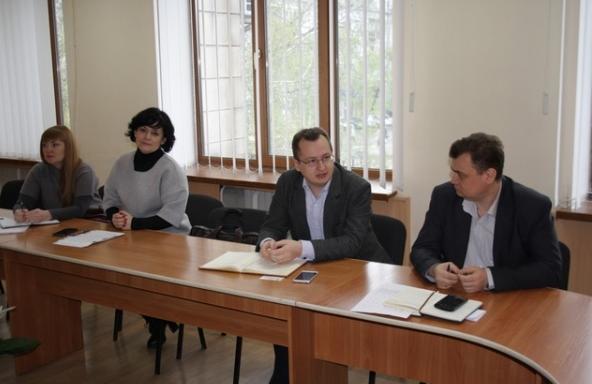 В Бахмуте планируют реализовать проект «Муниципальная энергетическая реформа в Украине», фото-2