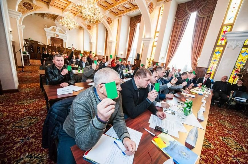 Покровчанин Виталий Сулима принял участие в конференции Федерации дзюдо Украины, фото-1