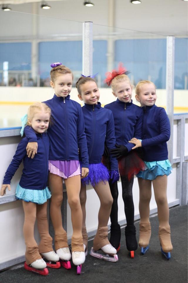 Ялтинские  фигуристки завоевали серебро и бронзу  на Севастопольском турнире, фото-4